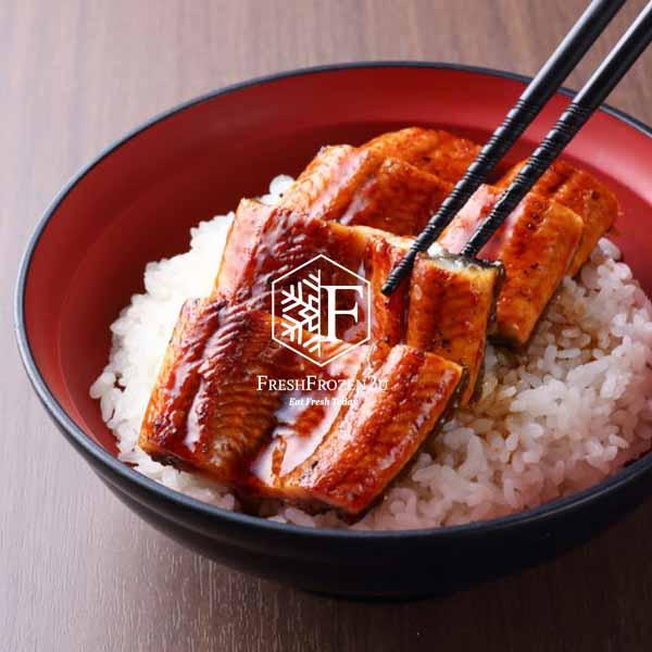 Unagi Kabayaki (Eel with Soy Sauce) (200 g) 蒲烧鳗鱼