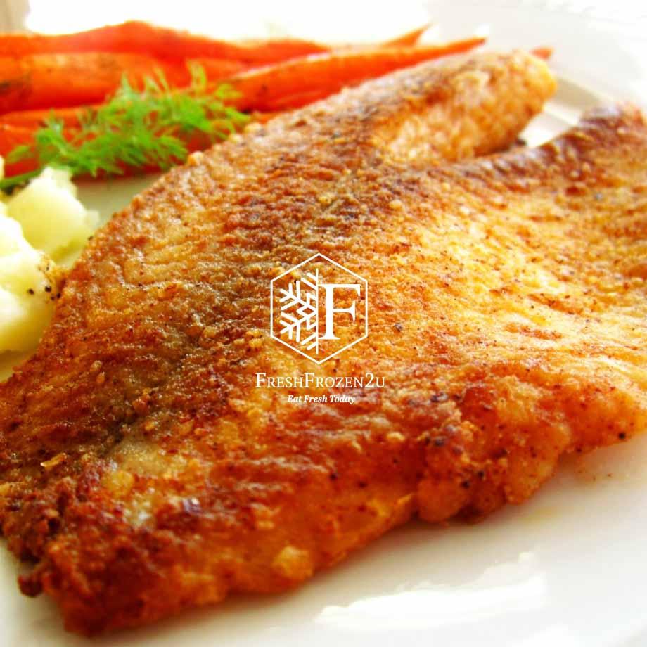 Fish Tilapia Fillet Premium (3 pcs) 非洲鱼片