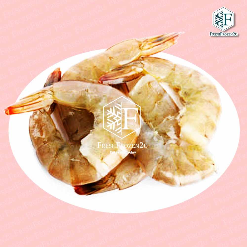 Prawn Headless Sea White XL (300 g) 明虾-没头