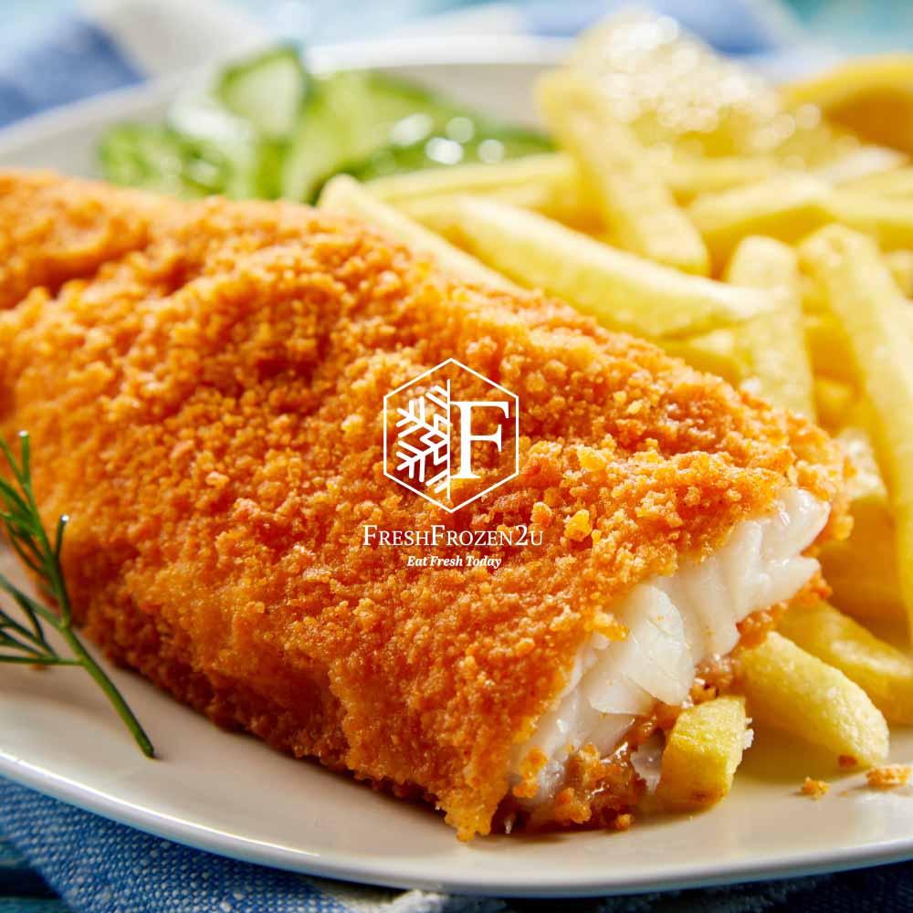 Dory Fish Fillet (2 pcs)