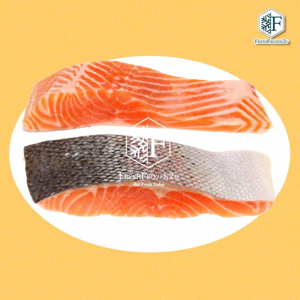 Fish Salmon Fillet Portion (200 g) 三文鱼片