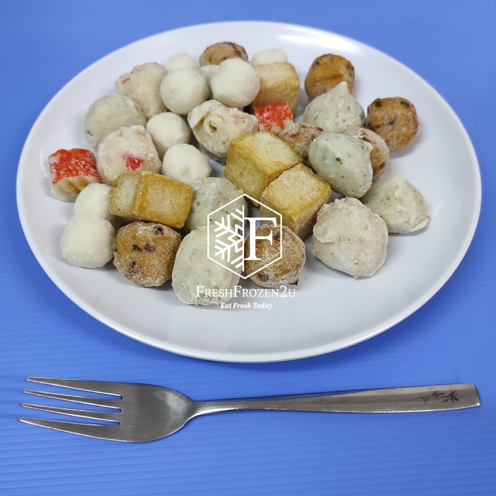 Ball Steamboat Selection 6 in 1 (500 g) (Halal)