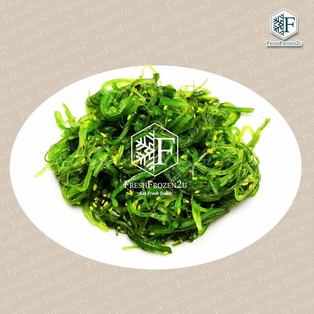 Seaweed Salad Chuka Wakame (1 kg) (Halal) 海草