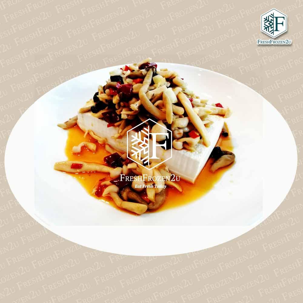 Shimeji Mushroom in Chili Oil (500 g) 红油双菇