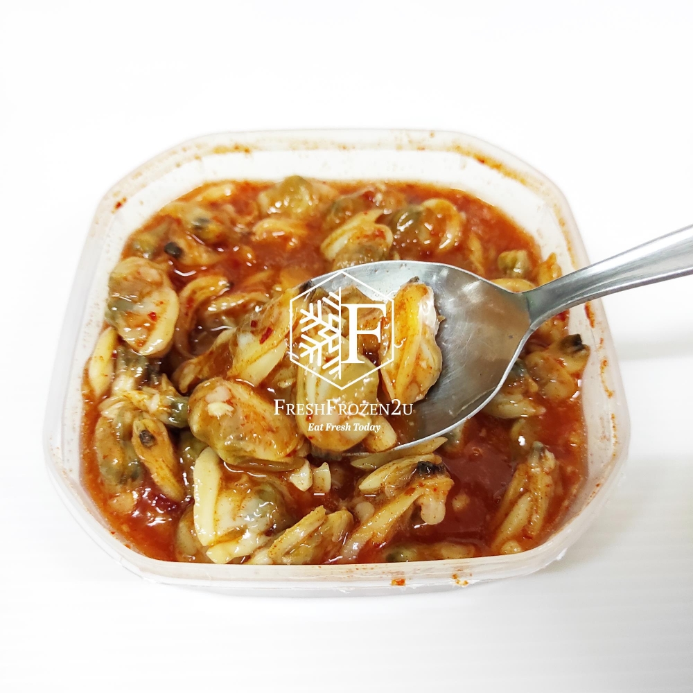 Ready-to-Eat Kimchi Clam Meat (150 g)