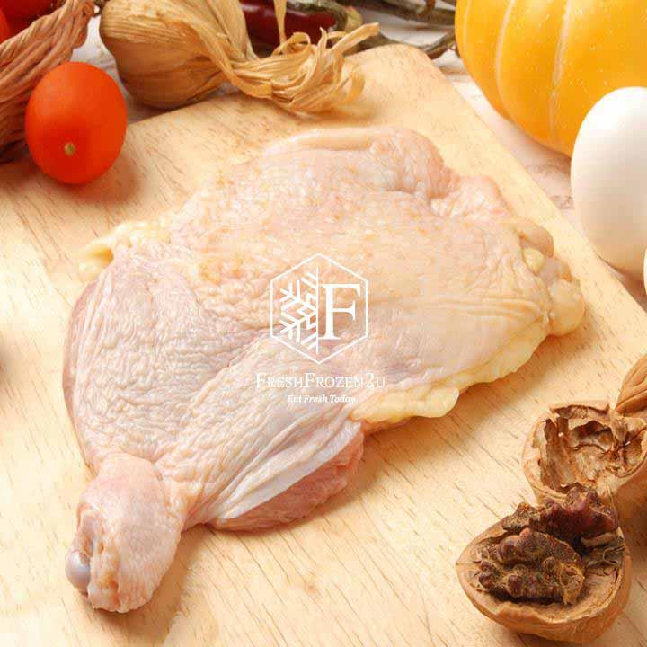 Chicken Chop Nam Yu (>450 g) 南乳鸡排