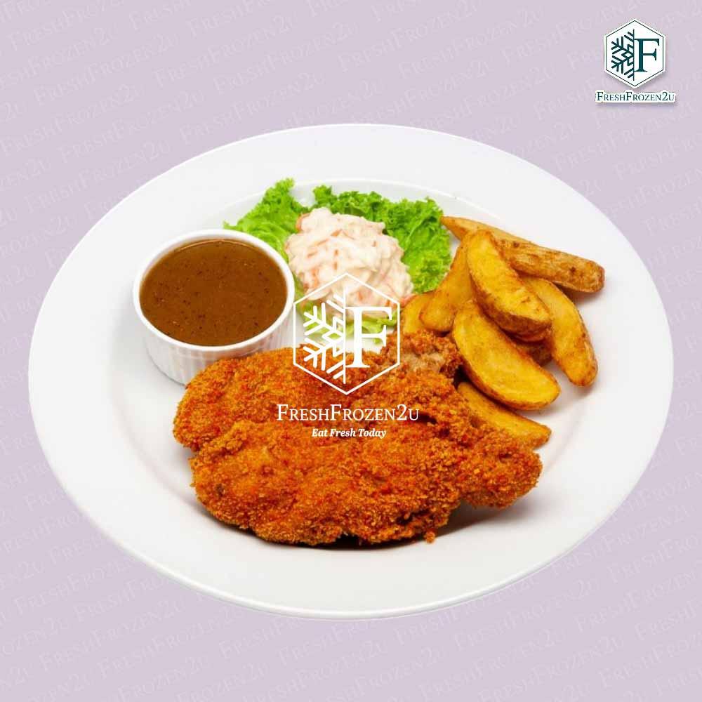 Chicken Chop Original (>450 g) 鸡排