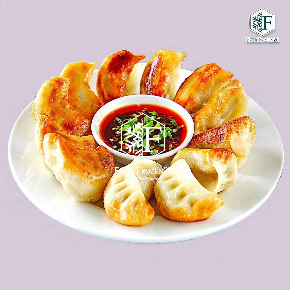 Dumpling Gyoza Chicken  (10 pcs) (270 g) 餃子鸡肉