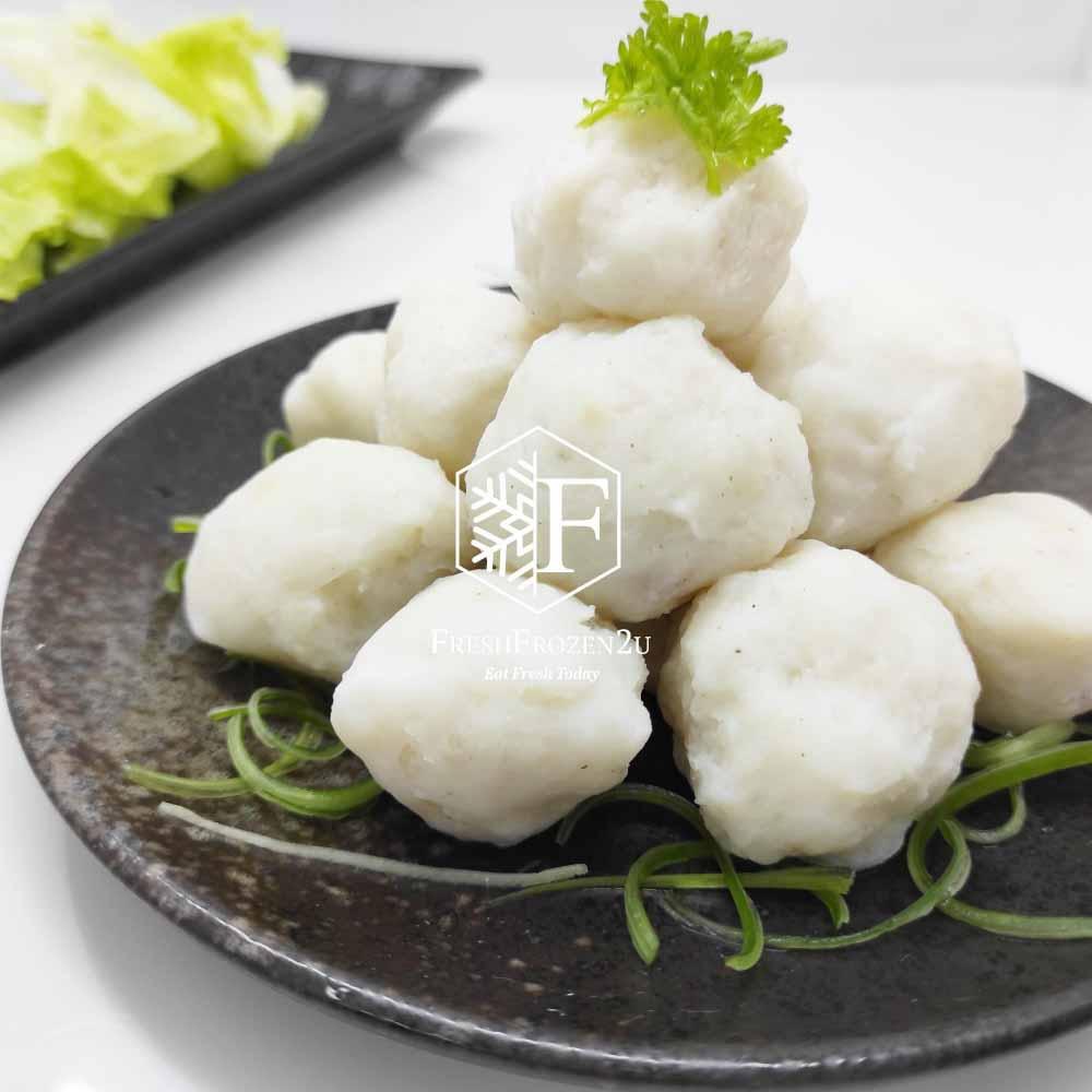 Ball Premium Squid (10 pcs) 手工苏东丸