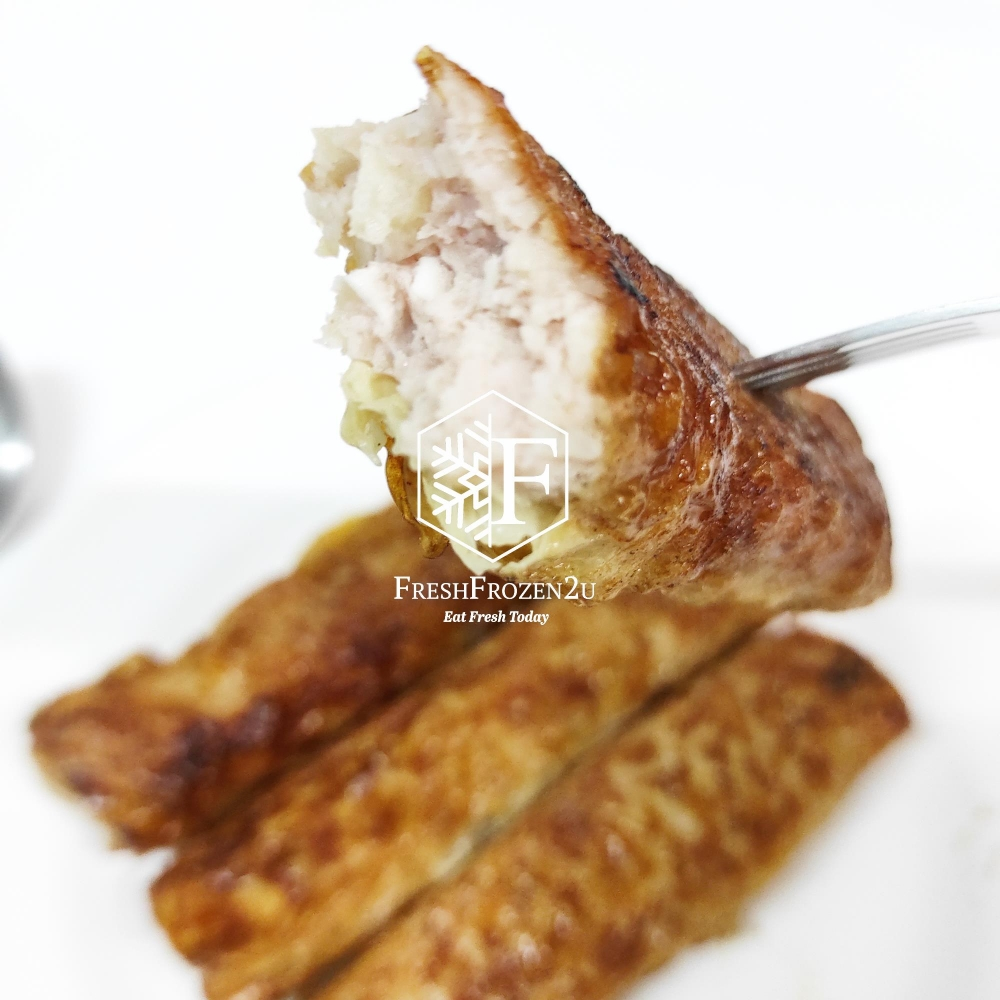 Dumpling Bean Curd Roll Chicken Yam (4 pcs) (320 g)