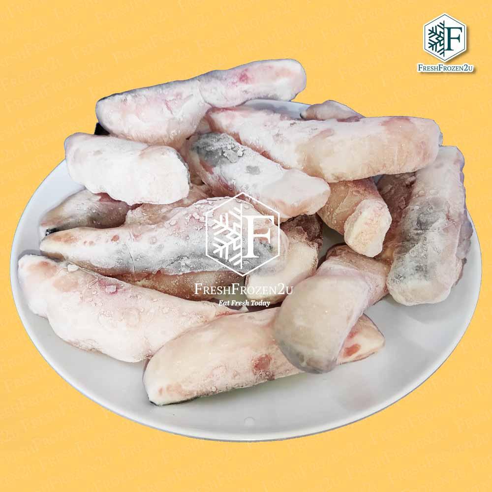 Fish Patin Slice (1 kg) 巴丁鱼片