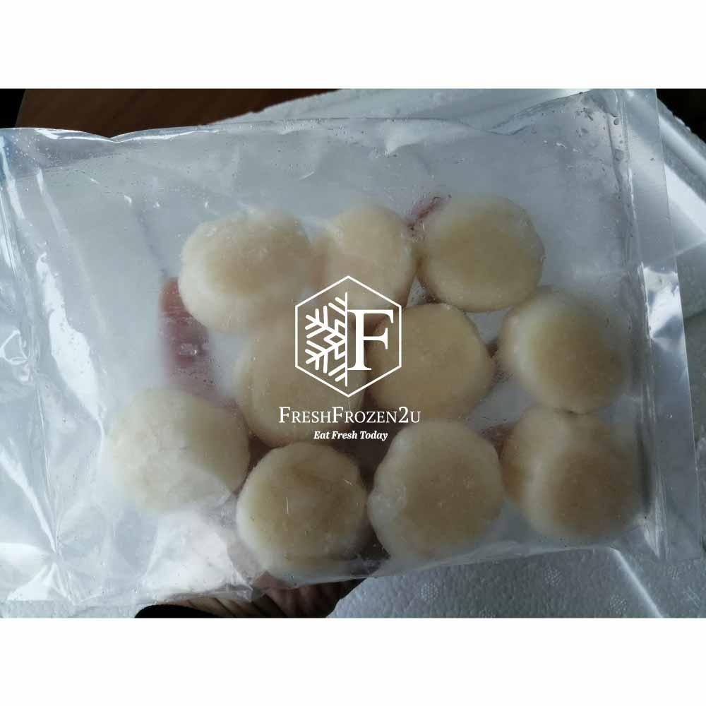 Scallop Meat XL (250 g) 大带子肉