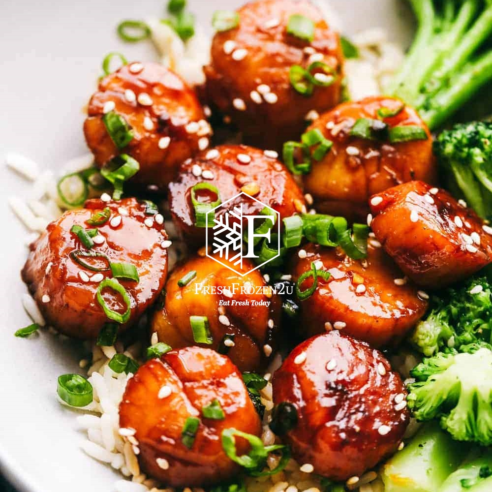 Bay Scallop Meat (250 g) 小带子肉