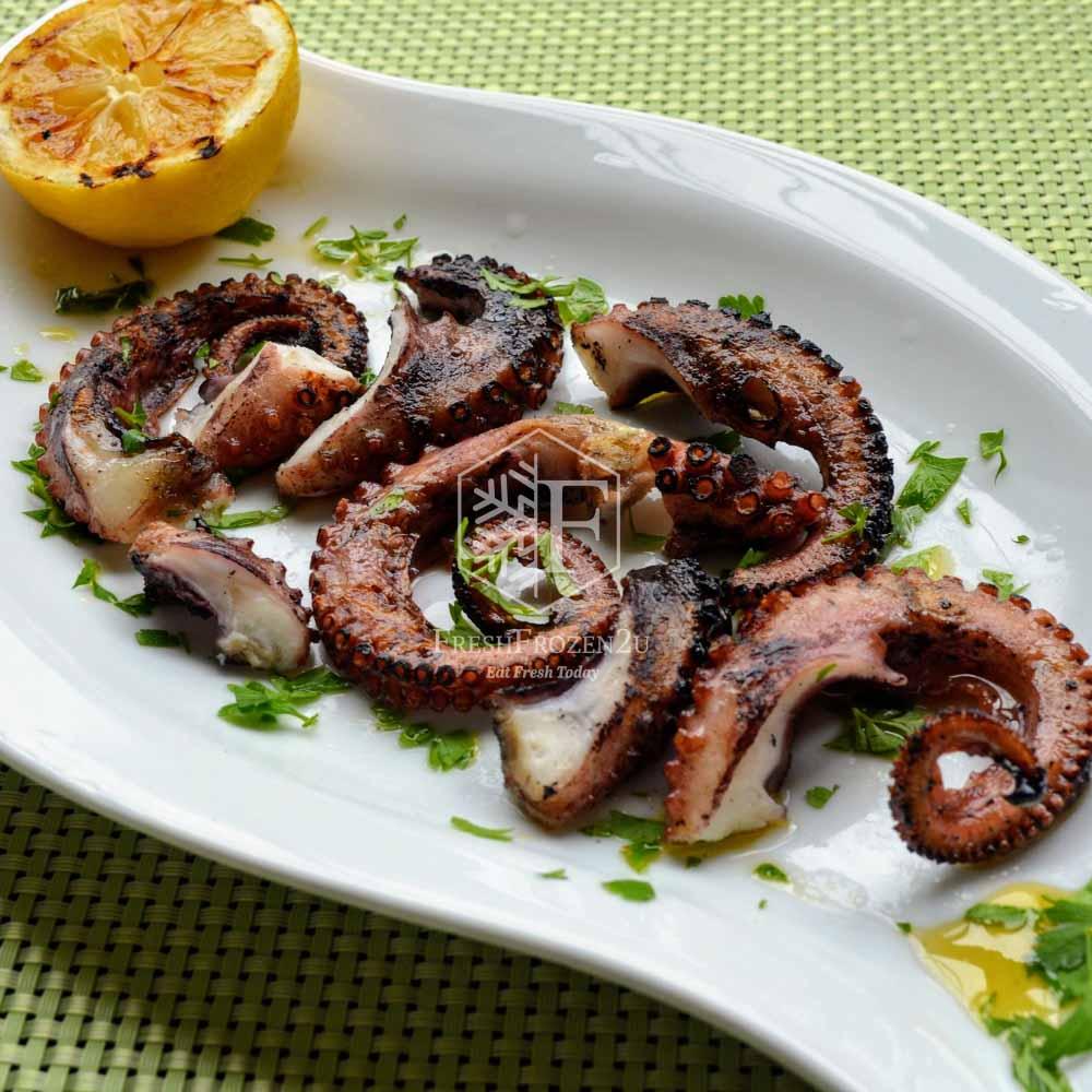 Frozen Octopus Slice (500gm)