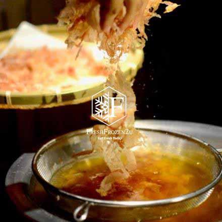 Topping. Flakes. Bonito Katsuobushi (500 g) (Halal) 鰹節