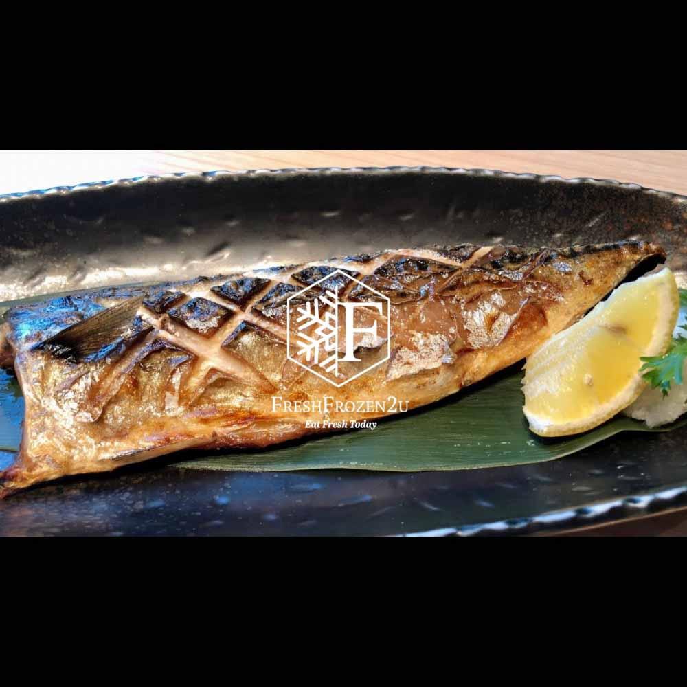 Norway Saba Mackerel Fillet (Brined) (2 pcs) 一日鲜挪威鲭鱼片