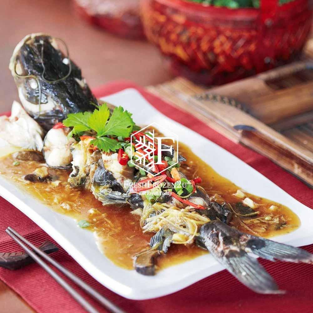 Fish Mystus Ikan Baung Cleaned (700 g) 白须公