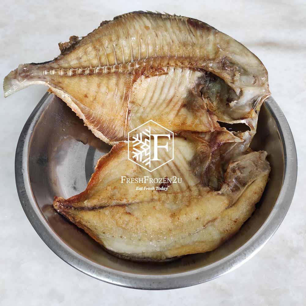 Fish Pomfret Golden Brined (350 g) 金鲳鱼-一日鲜