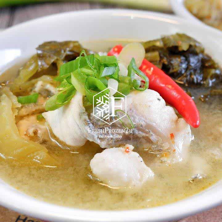 Powder. Soup. Fish Extract Pati Ikan Hai Bao Bei (500 g) (Halal)