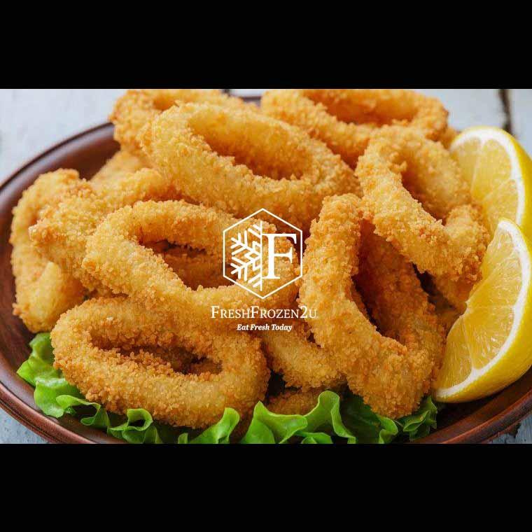 Squid Rings (1 kg)