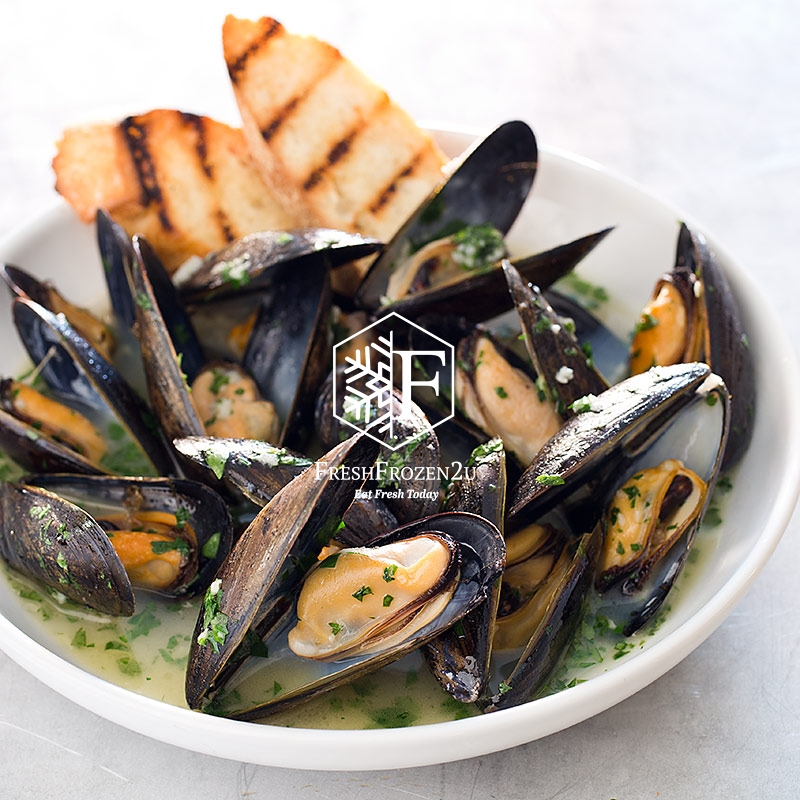 Black Mussel (Full Shell) (1 kg)