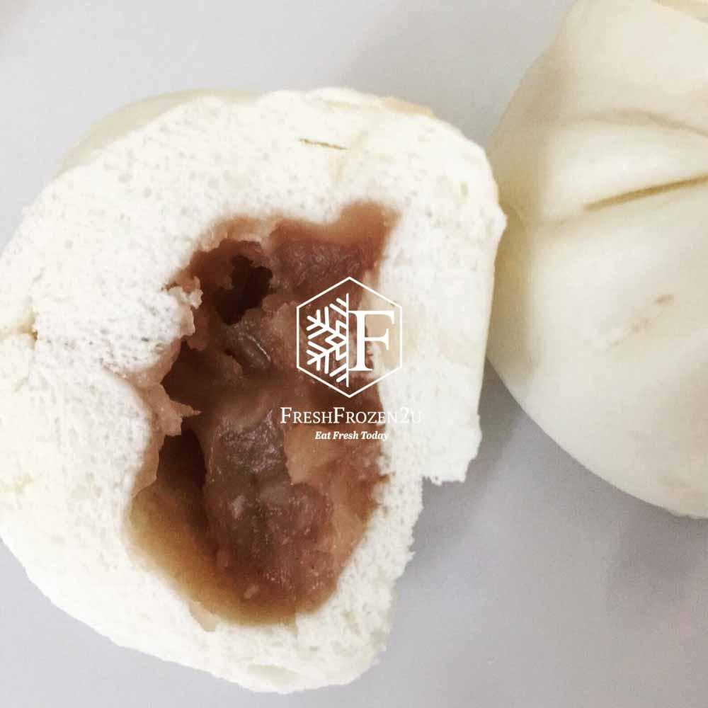 Baozi Yam Egg Yolk Salted 蛋黄芋头包 (2 pcs)