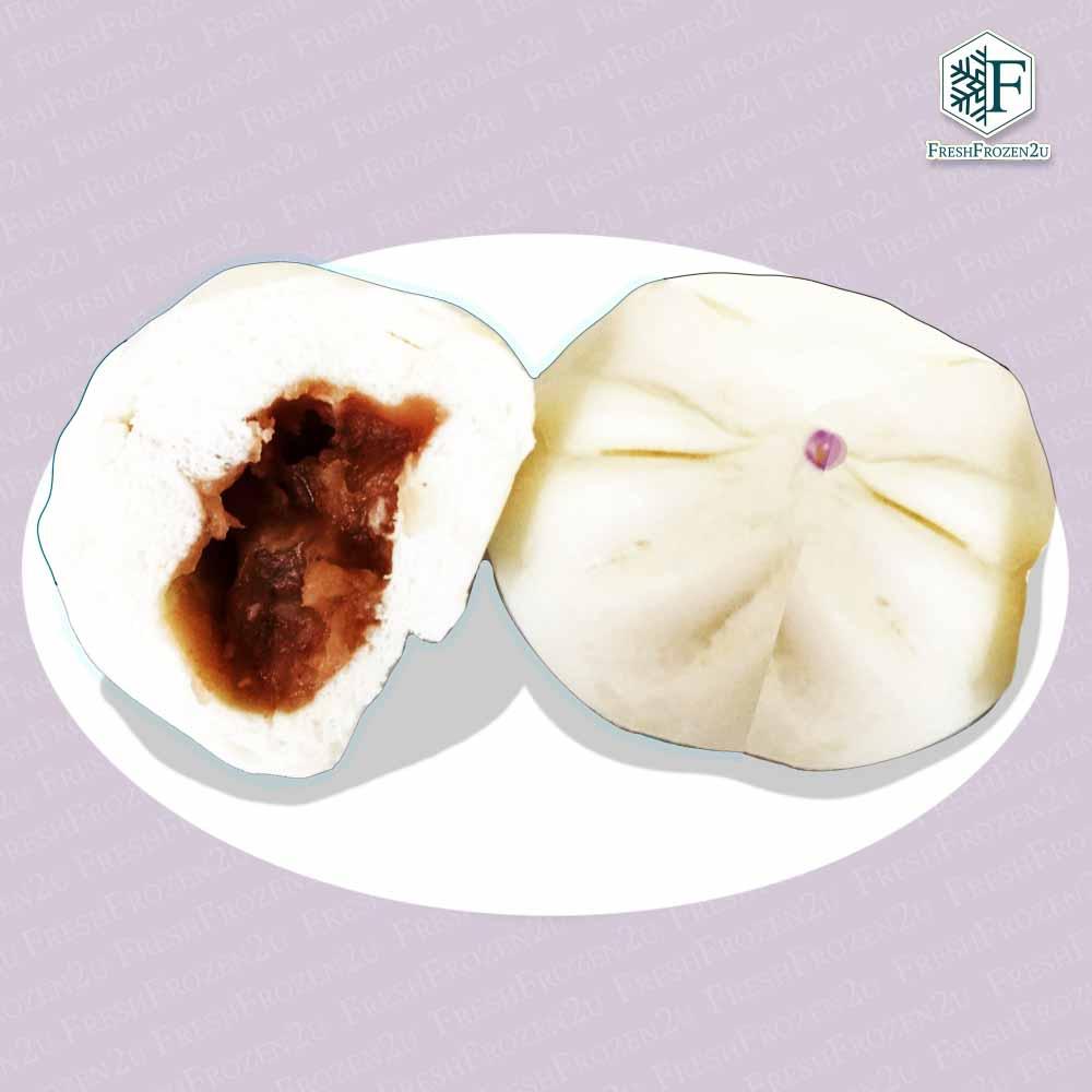 Baozi Yam Egg Yolk Salted 蛋黄芋头包(9 pcs)