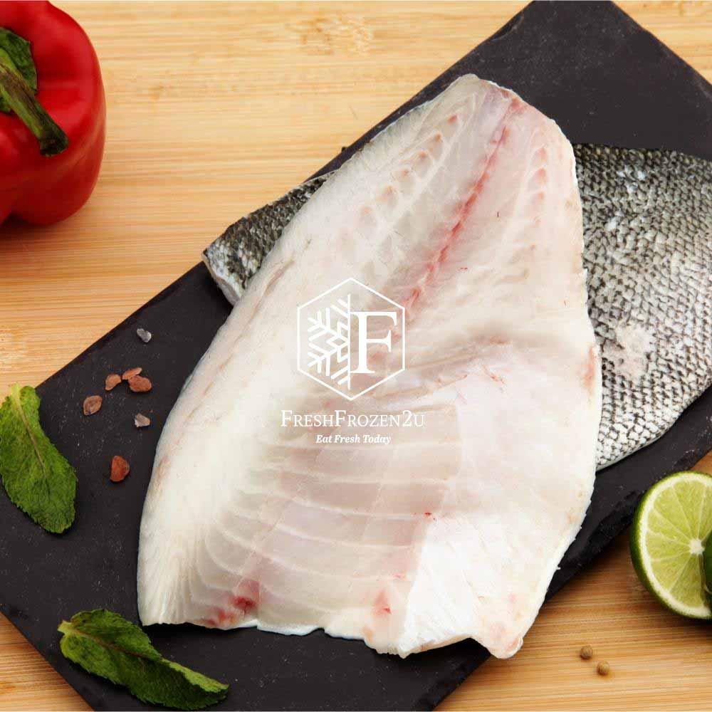 Fish Fillet Jade Perch 宝石鲈鱼片 (200-250 g)