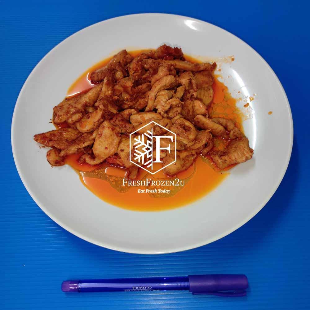 Korean Bulgogi  Chicken 닭불고기 (300 g)