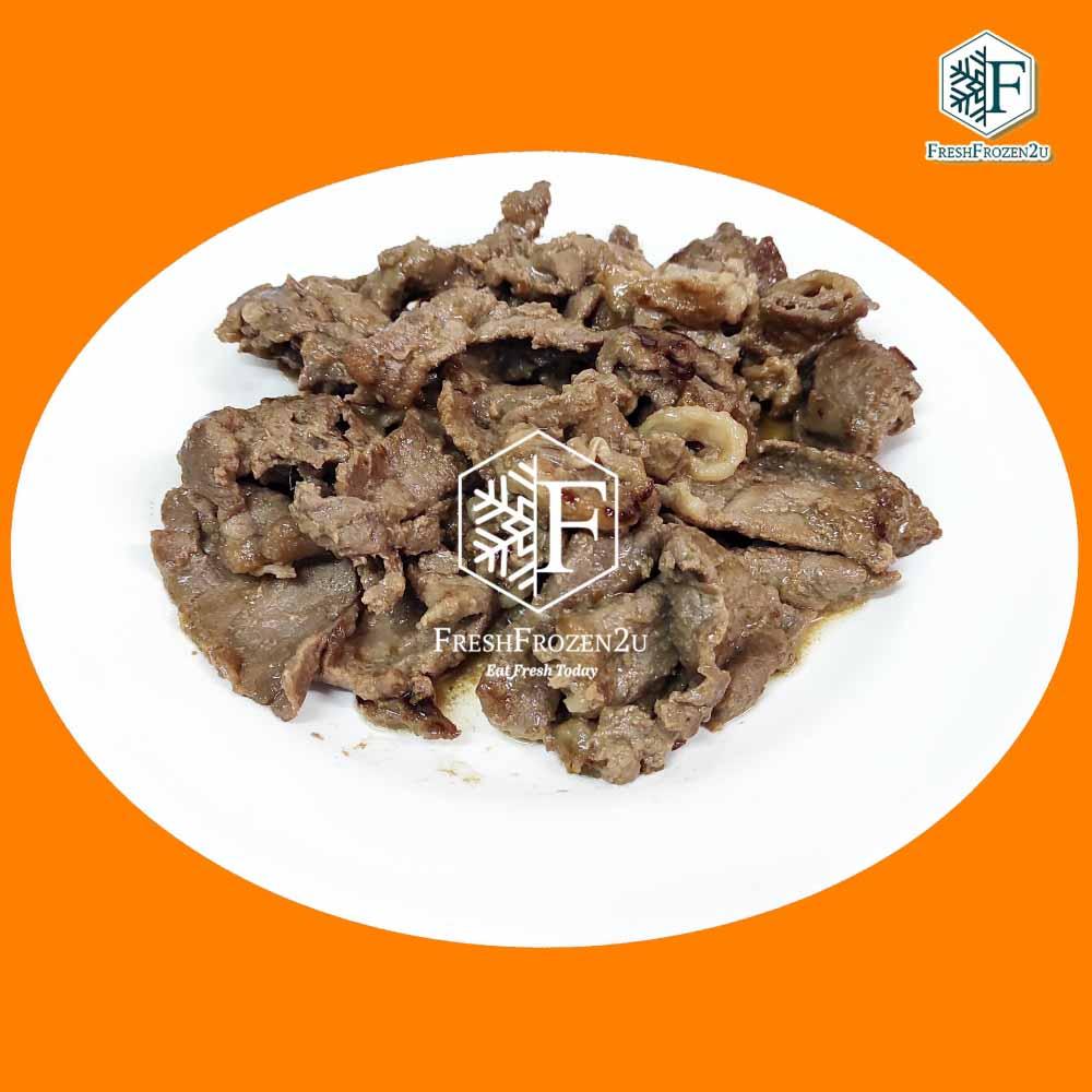 Korean Beef AU Bulgogi 매운불고기 (300 g)
