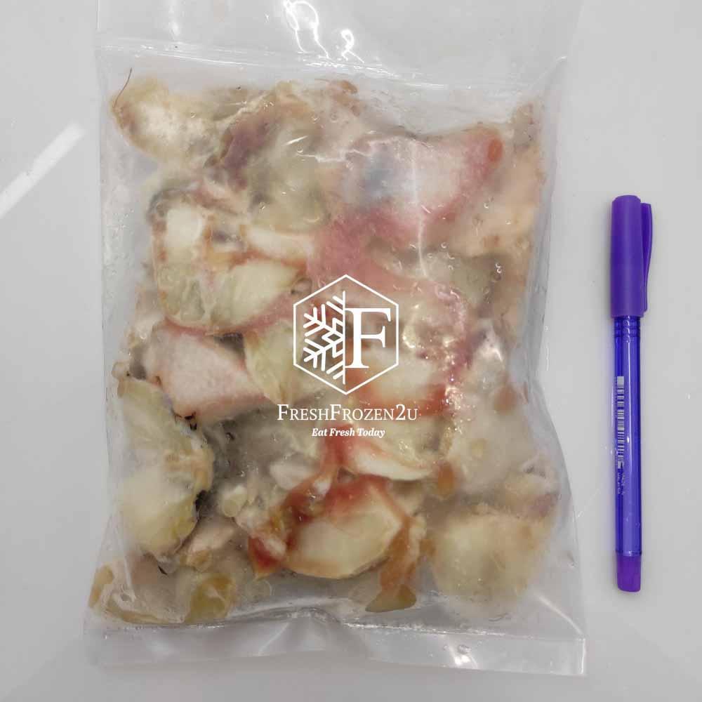 Fish Collar Tilapia Red (500 g) 鱼下巴