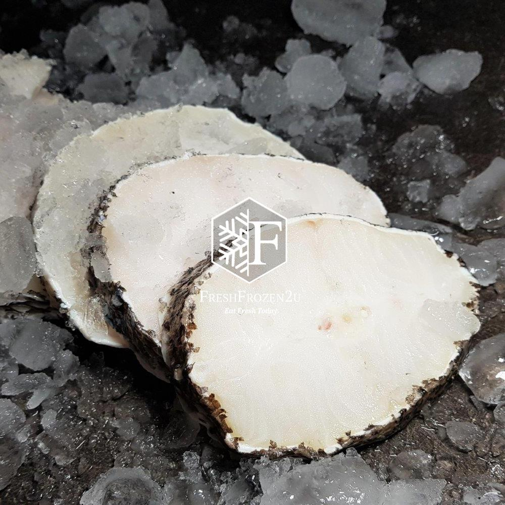 Fish Cod Steak (250 g) 鳕鱼切片