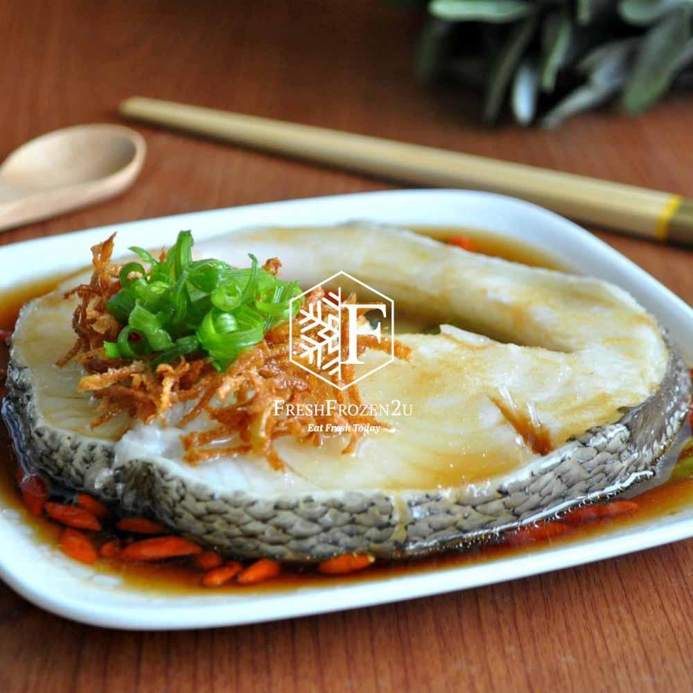 Fish Cod Steak (150 g) 鳕鱼切片
