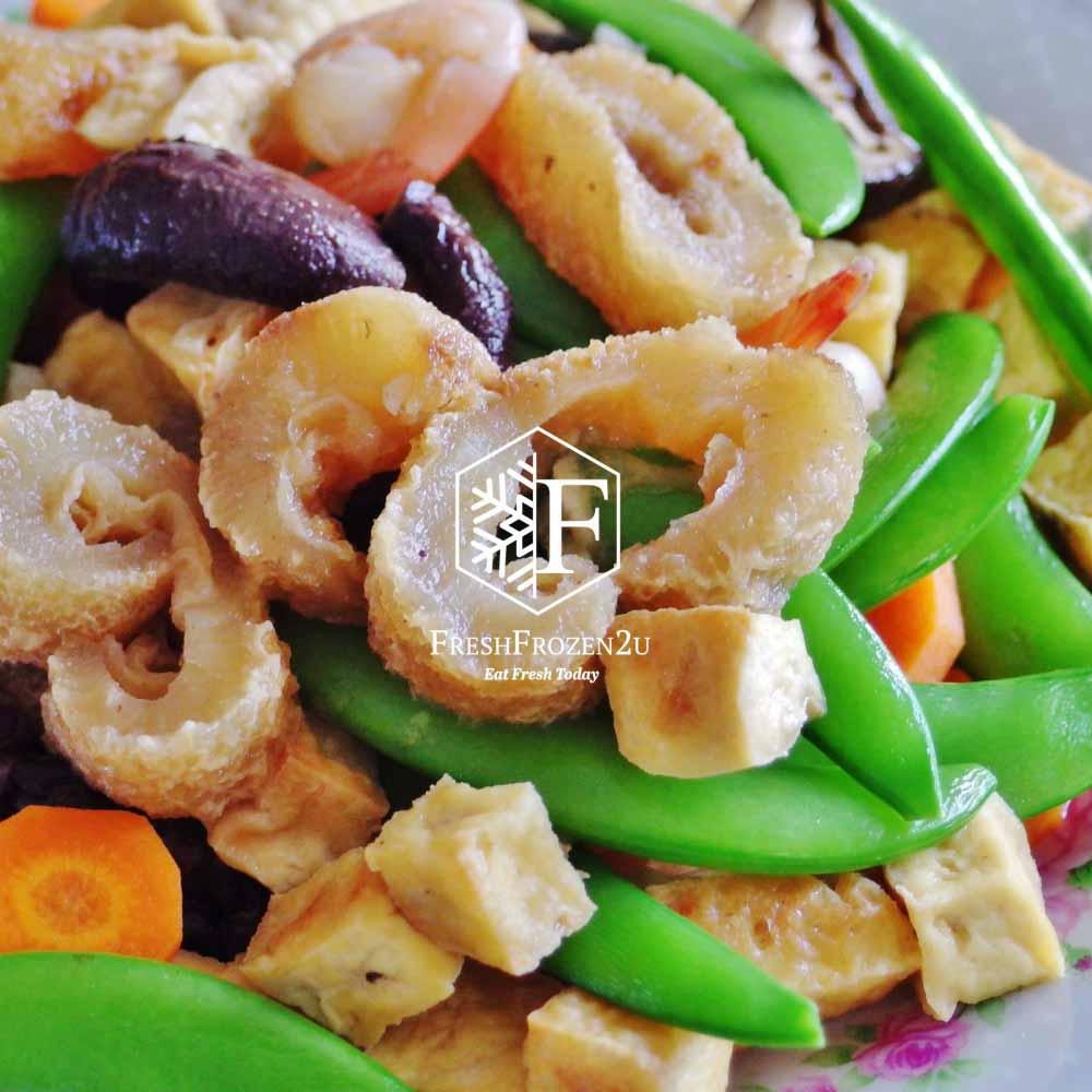 Sea Cucumber XL (>360 g) 海参