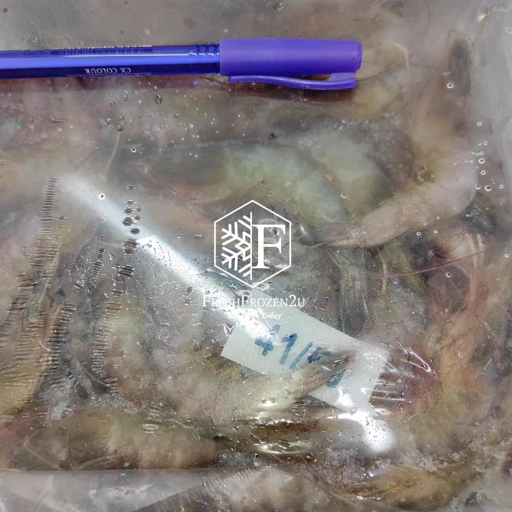 Prawn Vannamei Shell On (41-50 pcs) (700 g)
