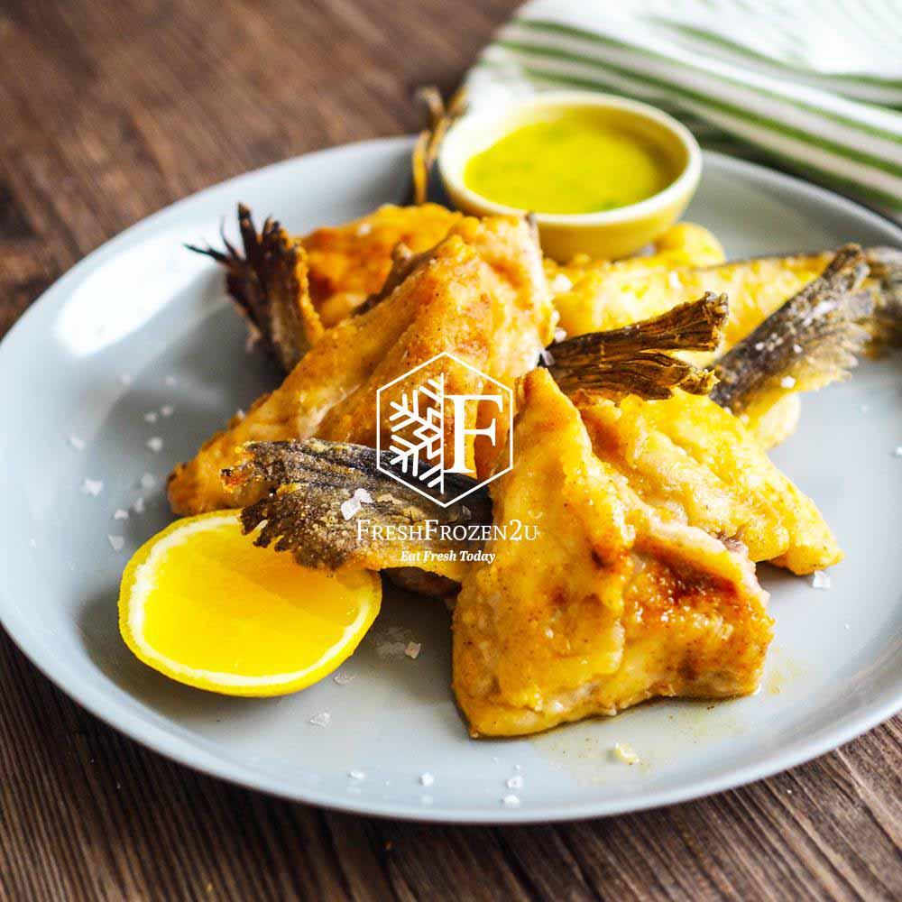 Fish Collar Siakap (500 g) 鱼下巴