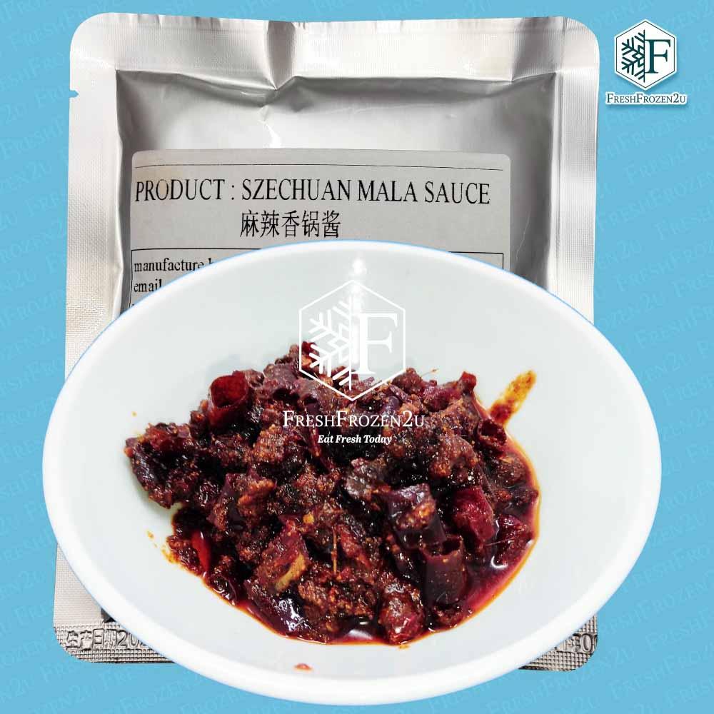 Sauce Szechuan Mala (150 g) 麻辣香锅酱