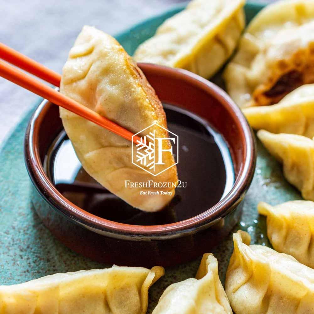 Dumpling Gyoza Salmon (10 pcs) (280 g) 餃子(三文鱼肉)