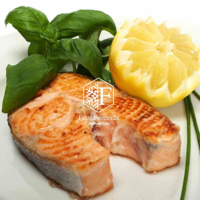 Fish Salmon Steak (200 g) 三文鱼排