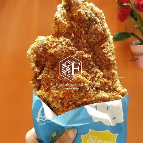 Chicken Chop Fried Taiwan 台湾香鸡排