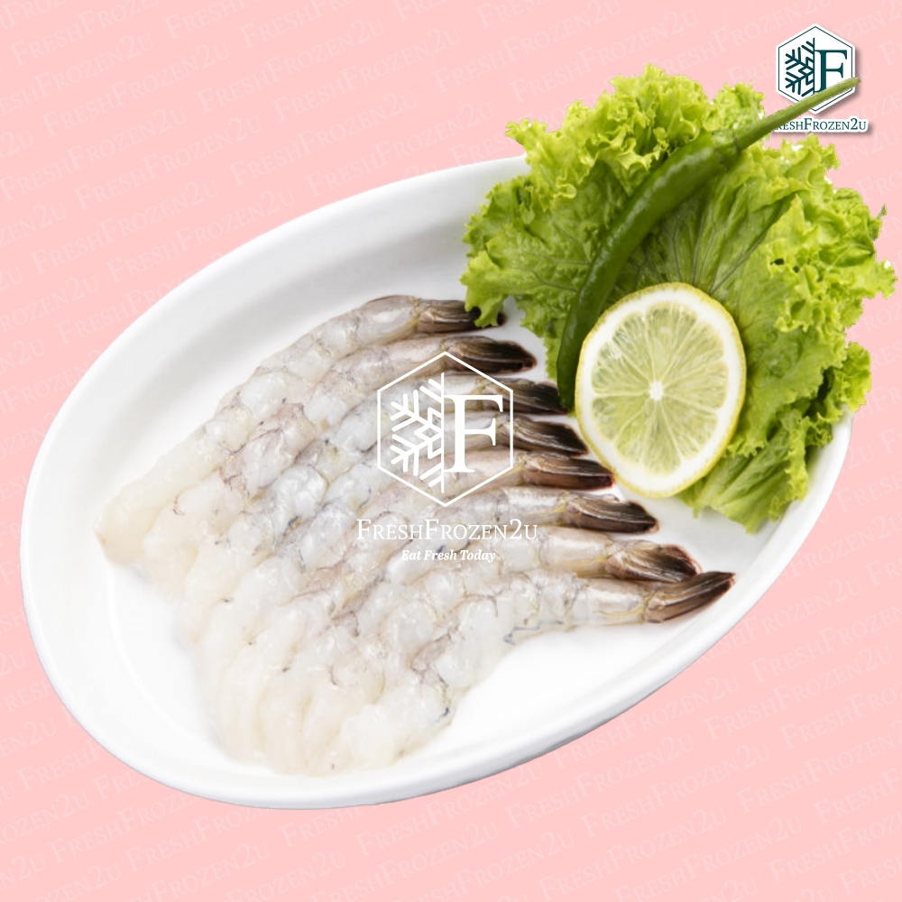 Prawn Ebi Nobashi (31-40 pcs) (220 g) (Halal)
